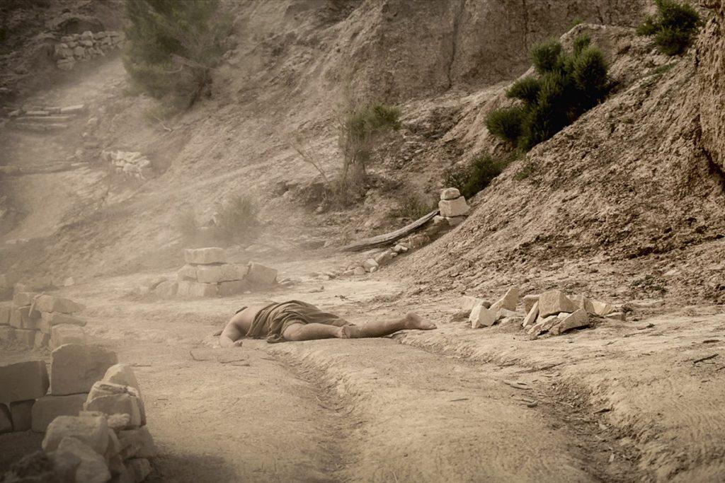 Auf dem Weg nach Jericho (Bild: Quelle)